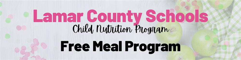 Child Nutrition / Free Meal Program (September 4, 2020 ...