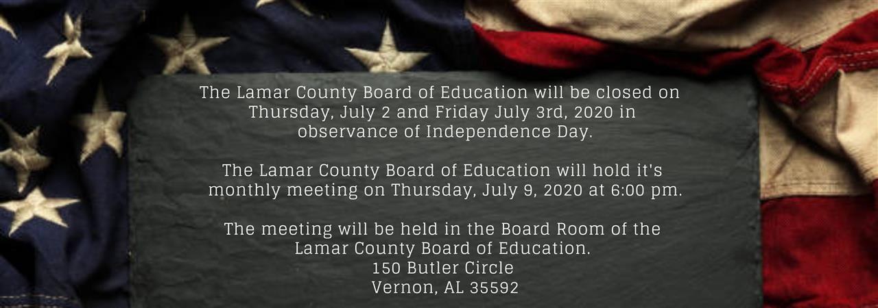 Board of Education / Board Meeting Schedule