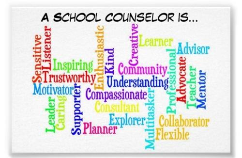 Counselors are compassionate.